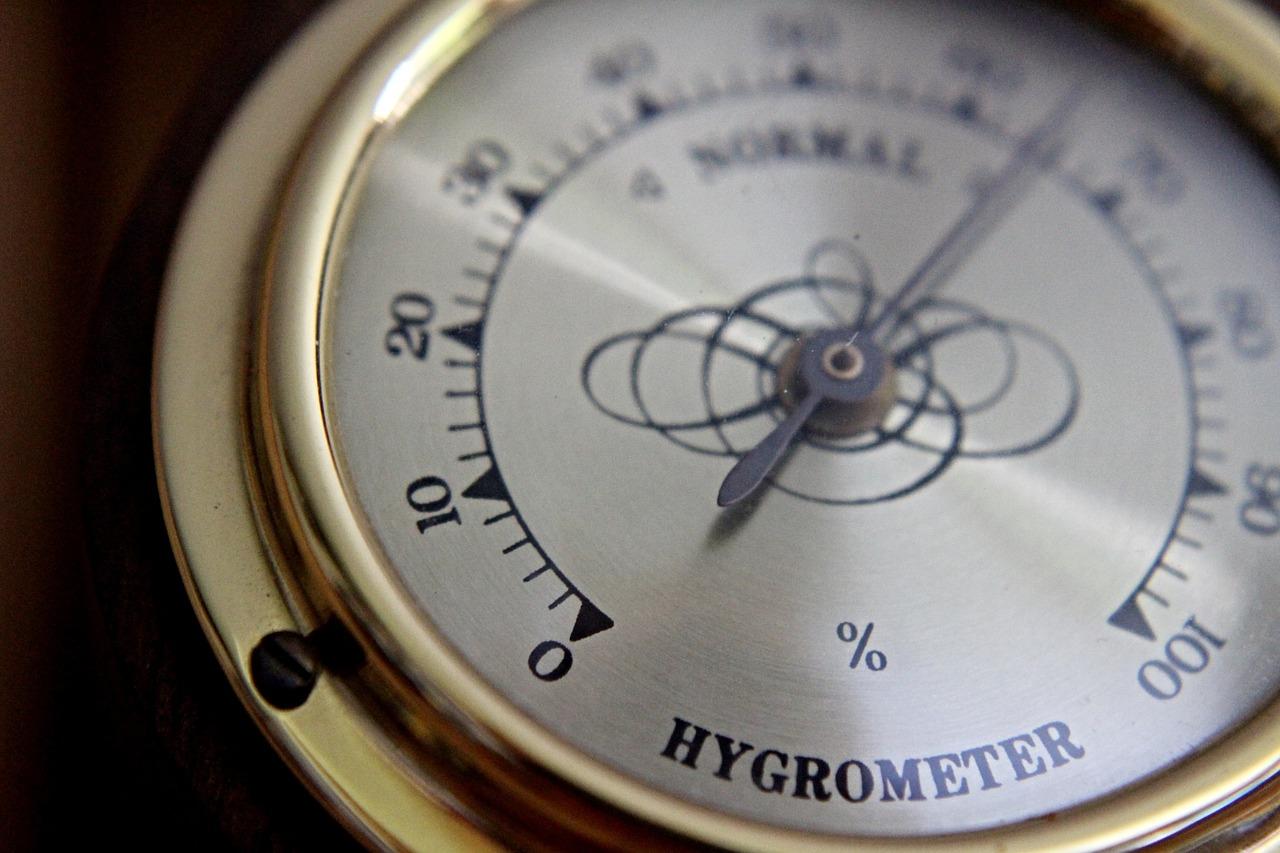 精度の高い温湿度計はこれだ!